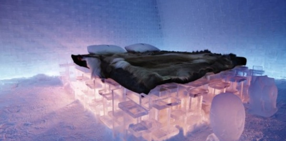 Ice Hotel by Art & Design Group