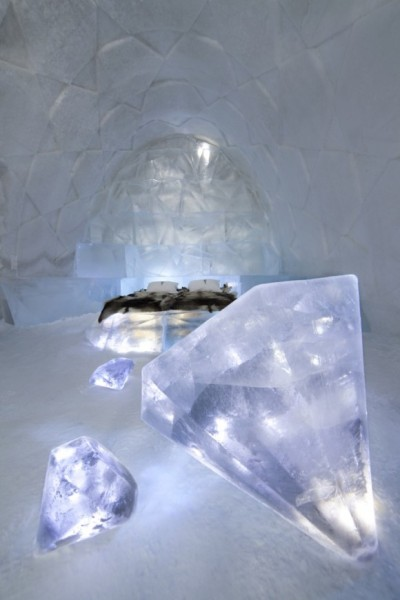 ice hotel 4 Ice Hotel by Art & Design Group