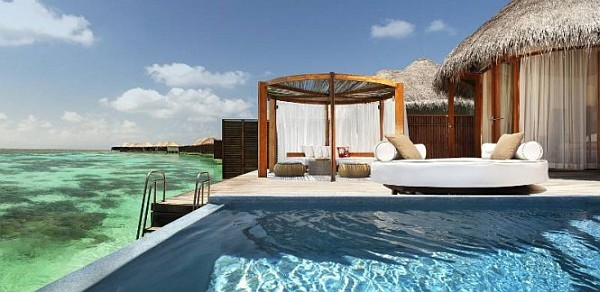 maldives W-Retreat-and-Spa-in-Maldives-pool-deck-with-pation-and-amazing-views 7
