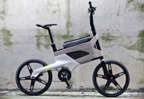 peugeot 1 Peugeot DL122 Concept Bike