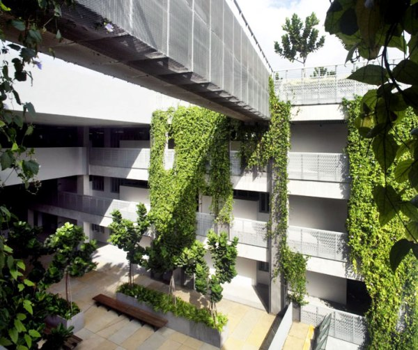 singapore school of the arts by woha 7 WOHA School of the Arts in Singapore