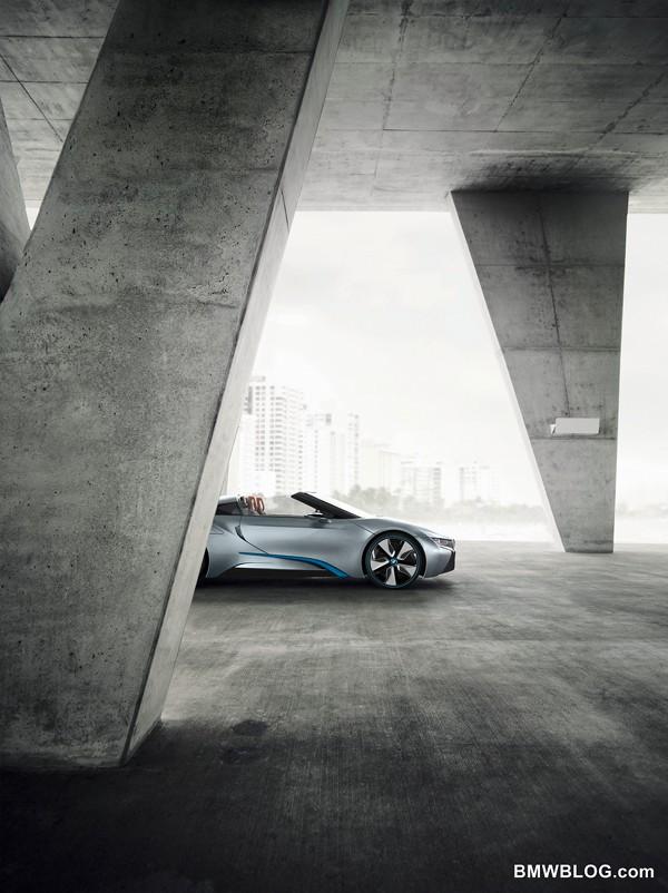 BMW I8 Spyder 13 BMW I8 Spyder