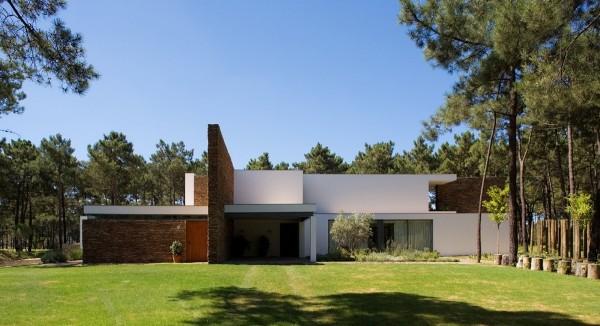 Casa do lago frederico valsassina 1 Casa Do Lago by Frederico Valsassina Arquitectos