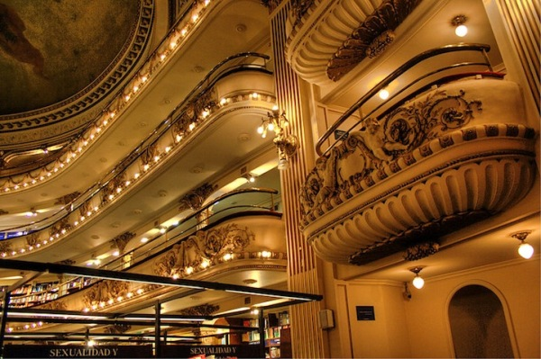 Grand splendid theater buenos aires argentina bookstore 4