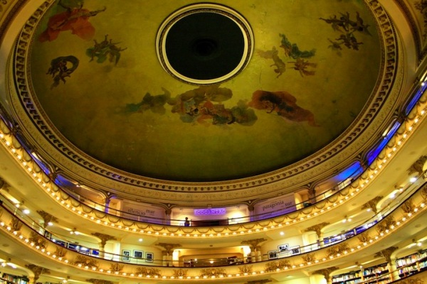 Grand splendid theater buenos aires argentina bookstore 6jpg