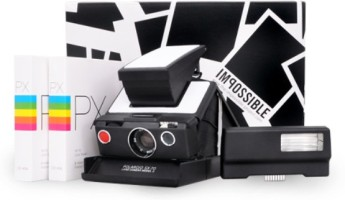 Impossible Project Black Label SX-70 Camera