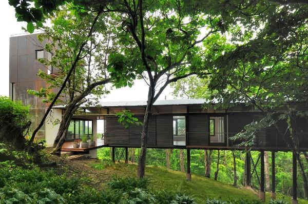 K HOUSE DATUM ZERO 1 K House by Datum Zero Architects