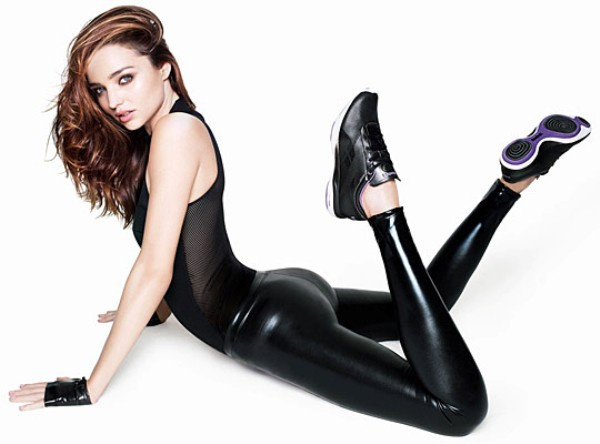 Miranda Kerr by Rankin for Reebok 1 Miranda Kerr for Reebok