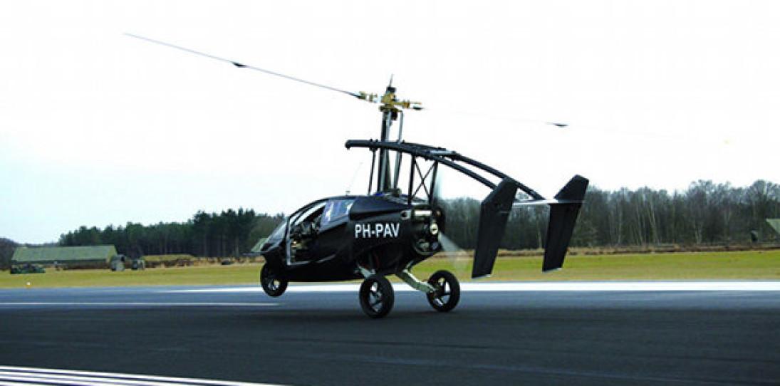 PAL V Flying Car Concept