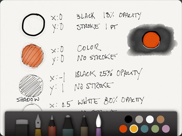 Paper iPad App 2 Paper iPad App
