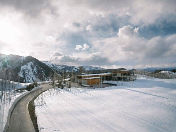 Wildcat Ridge Residence by voorsanger 1 The Wildcat Ridge Residence by Voorsanger Architects