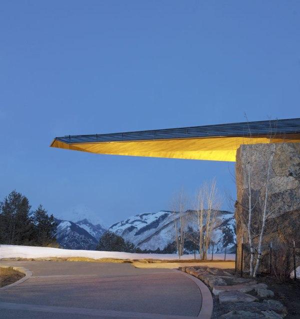 Wildcat Ridge Residence by voorsanger 3 The Wildcat Ridge Residence by Voorsanger Architects