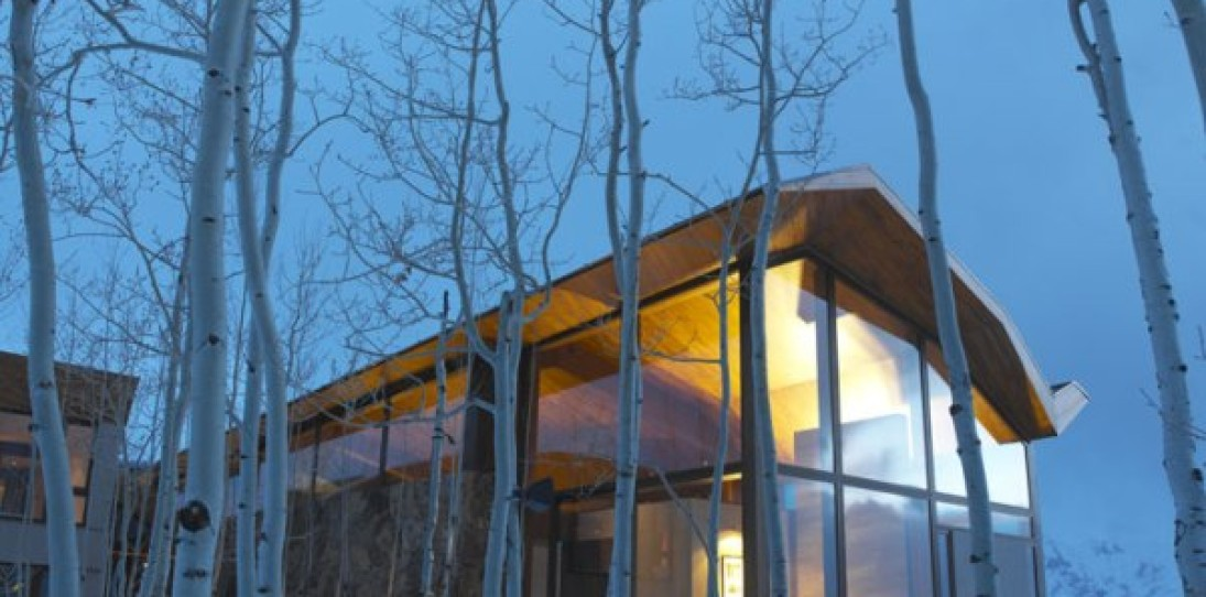 The Wildcat Ridge Residence by Voorsanger Architects
