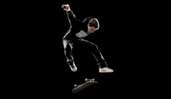 Black Skate Series by Christian Derfusi