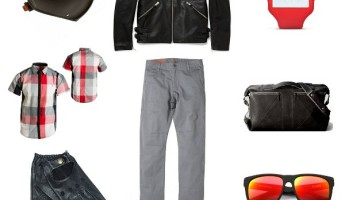Spring Speed: Motorcycle Style from Home to the Office