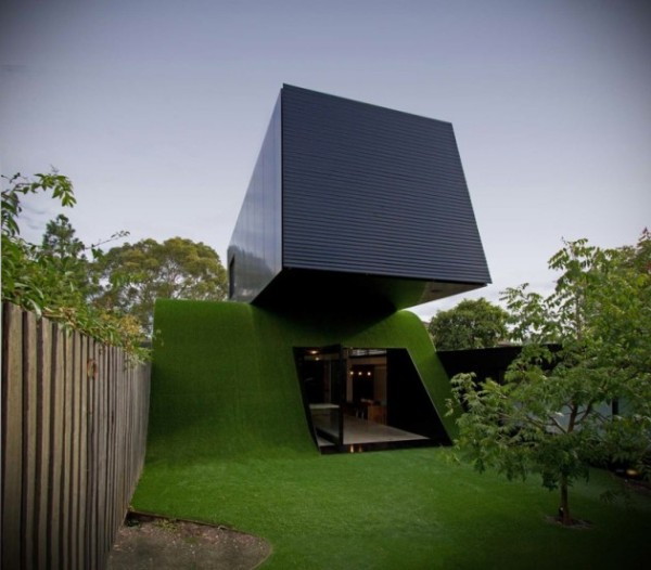 hillhouse 1 Hill House by Andrew Maynard Architects