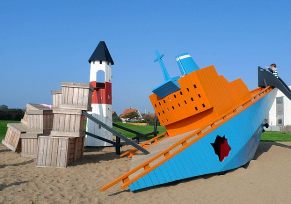 imaginative playgrounds monstrum 9 Fascinating Playscapes by Monstrum