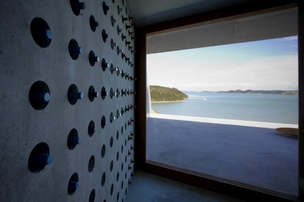 wiroa station wine cellar by MAP architects 3 Wiroa Station Wine Cellar by MAP Architects