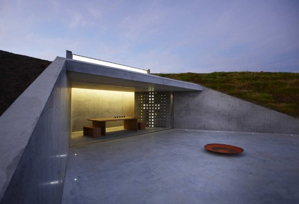wiroa station wine cellar by MAP architects 4