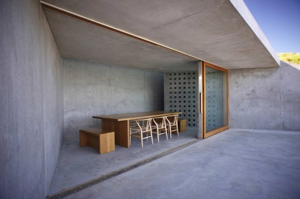 wiroa station wine cellar by MAP architects 5