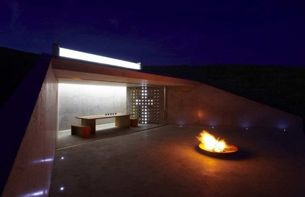 wiroa station wine cellar by MAP architects 9