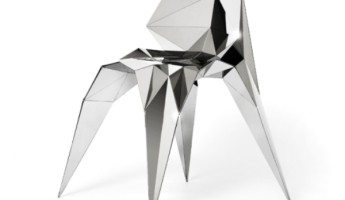 Zhang Zhoujie's Triangulation Chairs