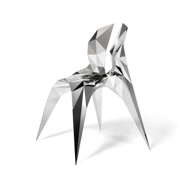 zhangzhoujie 6 triangulations series 31 Zhang Zhoujies Triangulation Chairs