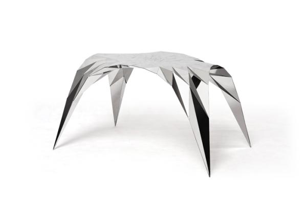 zhangzhoujie 8 triangulations series 6 Zhang Zhoujies Triangulation Chairs
