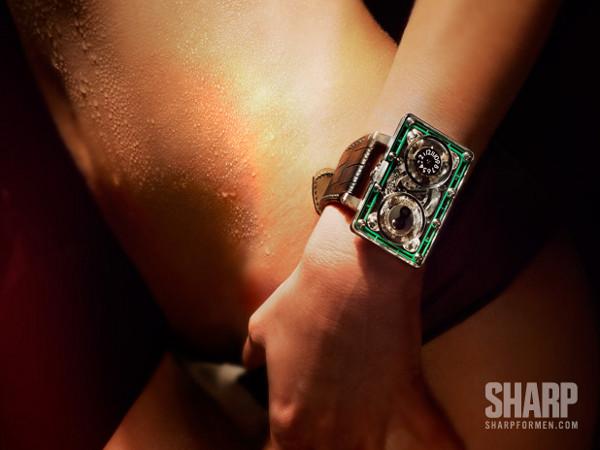 7 Watches and 7 Women by Sharp Magazine 6