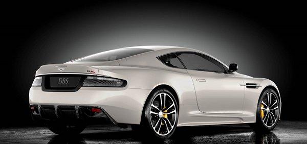 Aston Martin DBS Ultimate 1
