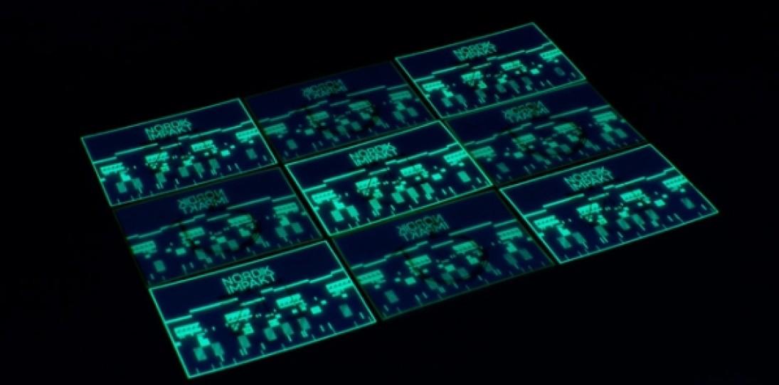 Electro-phosphorescent Accessories