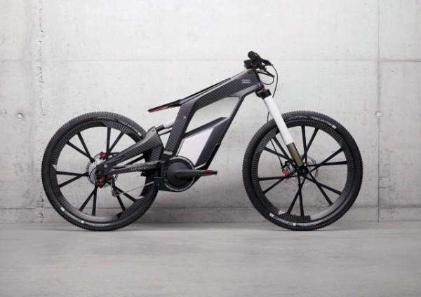 audi e tron spyder bike 1 E Tron Spyder Bike by Audi