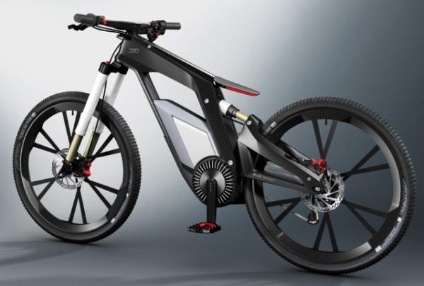 audi e tron spyder bike 5 E Tron Spyder Bike by Audi