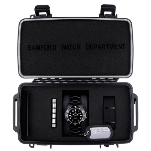 bamford watch department se submariner california 3 The SE Submariner California Watch