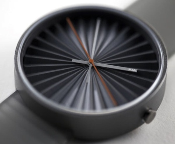 benjamin hubert plicate watch 1 Plicate Watch by Benjamin Hubert