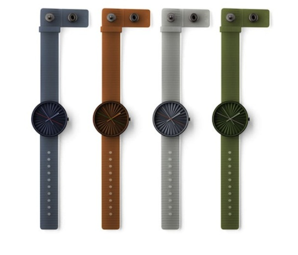 benjamin hubert plicate watch 2 Plicate Watch by Benjamin Hubert