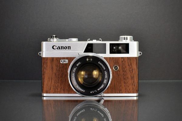 canon vintage rangefinder camera 1 Ilot Vintage Cameras