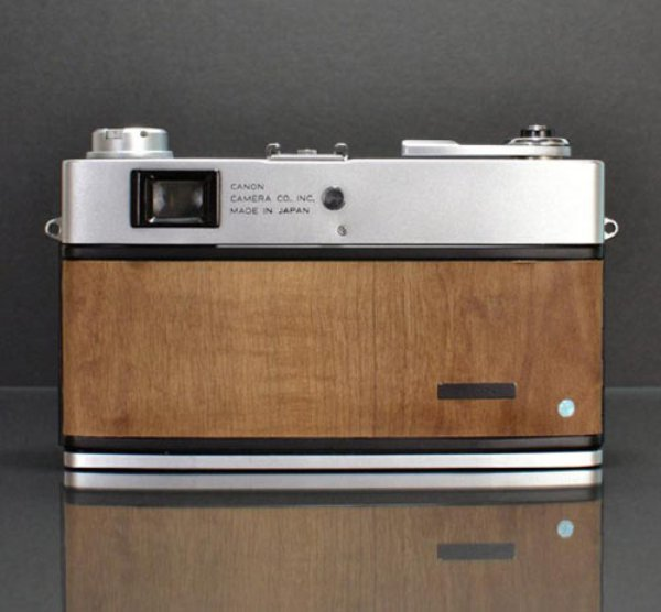 canon vintage rangefinder camera 8jpg Ilot Vintage Cameras