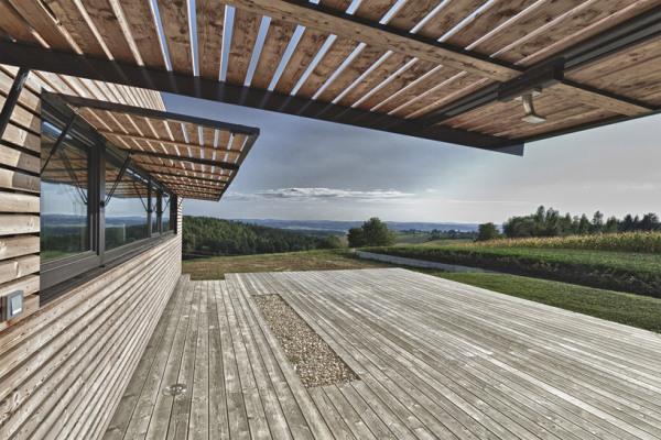 judith benzer architektur summer house in southern burrgenland 4