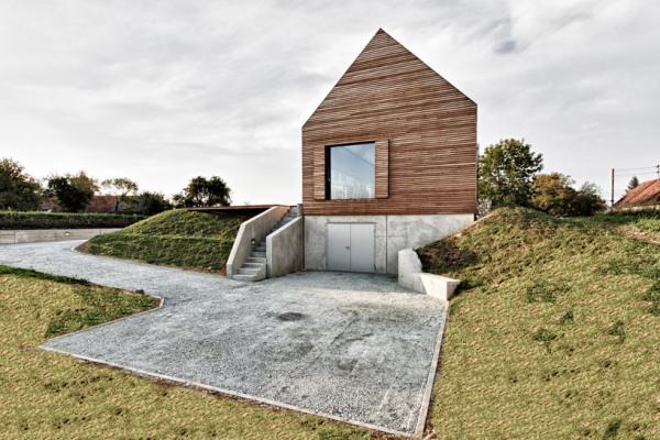 judith benzer architektur summer house in southern burrgenland 7