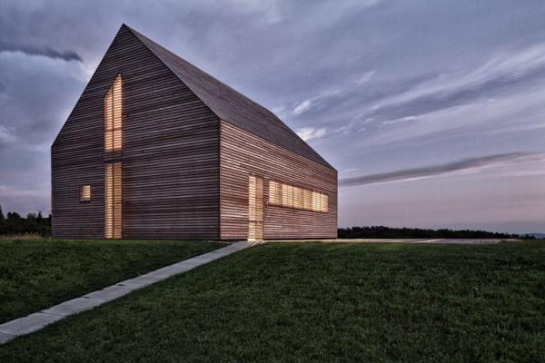 judith benzer architektur summer house in southern burrgenland Southern Burgenland Summer House by Judith Benzer Architektur