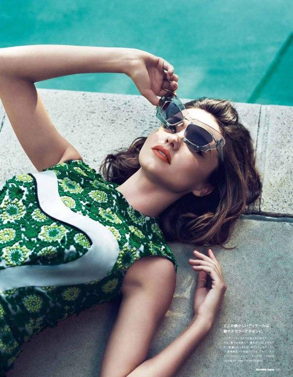 miranda kerr 1 Miranda Kerr Feature for Numero Tokyo