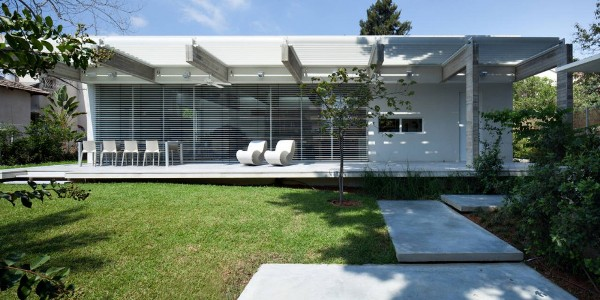 pathway house jacobs yaniv architecture 1 Pathway House by Jacobs Yaniv Architecture
