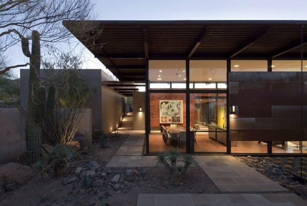 the brown residence by lake flato architects 1 The Brown Residence by Lake|Flato Architects