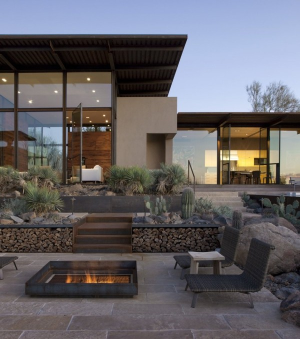 the brown residence by lake flato architects 3 The Brown Residence by Lake|Flato Architects
