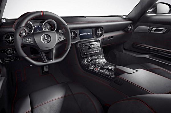 2013 Mercedes-Benz SLS AMG GT 3