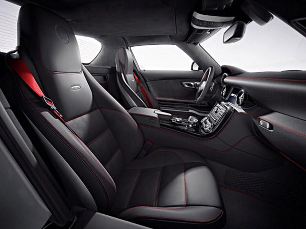 2013 Mercedes-Benz SLS AMG GT 5