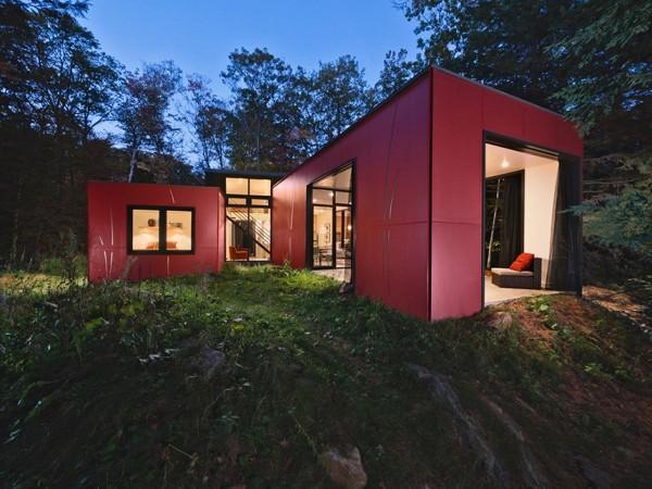 Hill Maheux Cottage by Kariouk Associates 1 Hill Maheux Cottage by Kariouk Associates