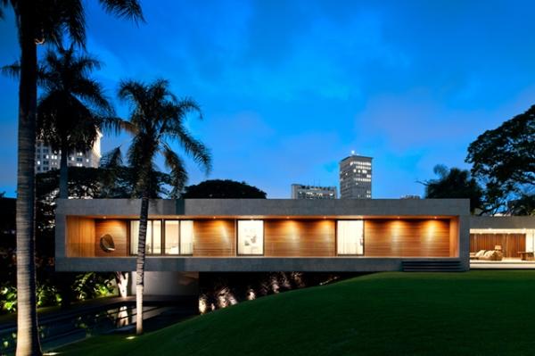 Isay Weinfeld Casa Grecia Sao Paulo architecture 14 CASA GRÉCIA by ISAY WEINFELD