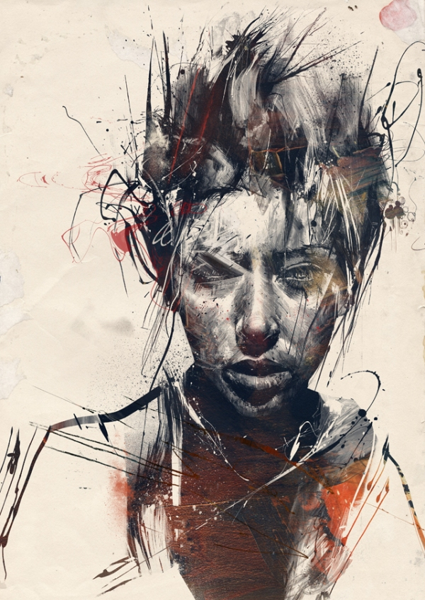 digitally assembled paintings by russ mills 2